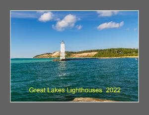Lighthouses Of Michigan 2018
