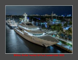 Million Dollar Yachts Of Fort Lauderdale 2018