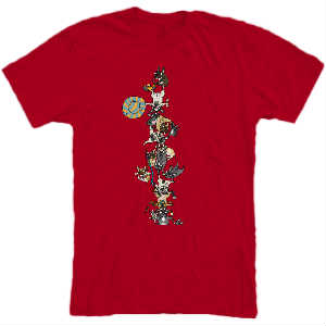 Holiday season T shirt 1