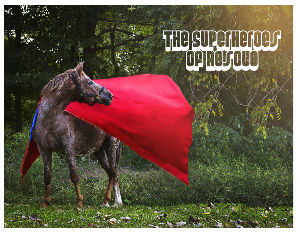 The Superheroes of Rescue