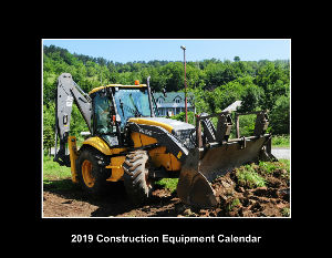 2019 Construction Equipment Calendar