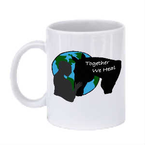 Together We Heal Coffee Mug