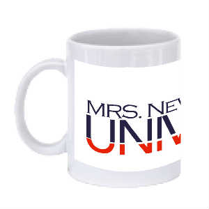 Mrs. New York mug