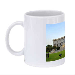 SOUTH CAROLINA STATEHOUSE COFFEE MUG