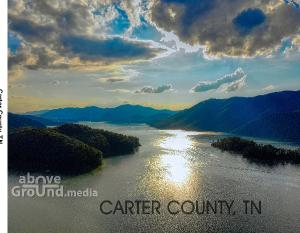 Carter County, TN Coffee Table Book