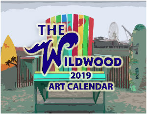 Wildwood 2019 Art Calendar