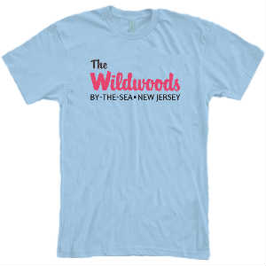 The Wildwood By-The-Sea T-Shirt