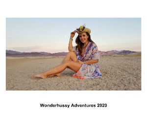 Wonderhussy Adventures 2020 Calendar