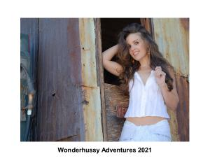 Wonderhussy Adventures 2021 Calendar