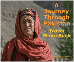 A Journey Through Pakistan Travel Photo Book