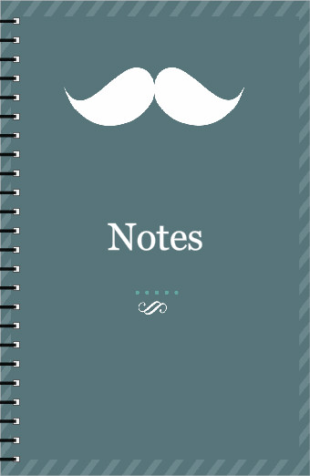 notebook theme