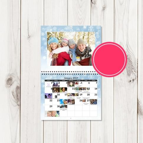 Create beautiful photo books, cards, calendars and more with Picaboo.