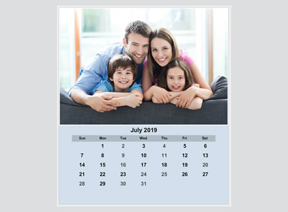 Create Cd Case Photo Calendars Custom