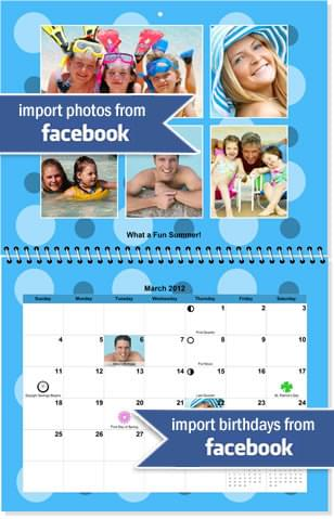 facebook birthday-photo-calendars