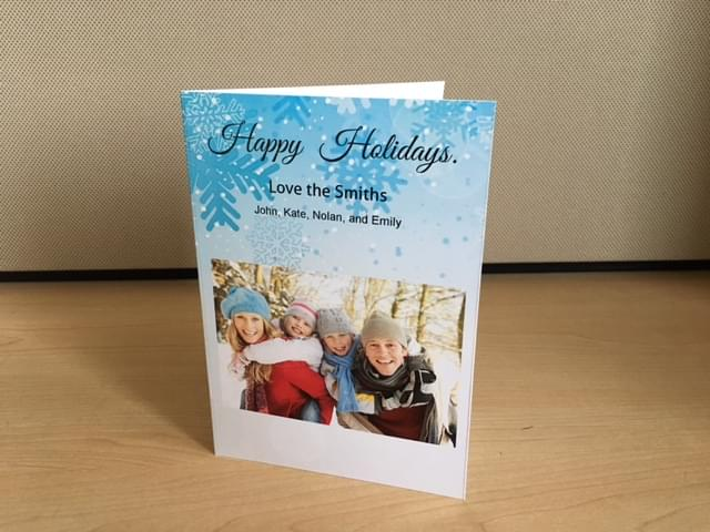 create personalized folded greeting cards online - Create Greeting Cards Online