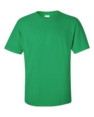 t-shirt color Irish Green