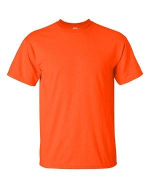t-shirt color Orange