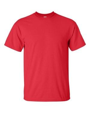 t-shirt color Red
