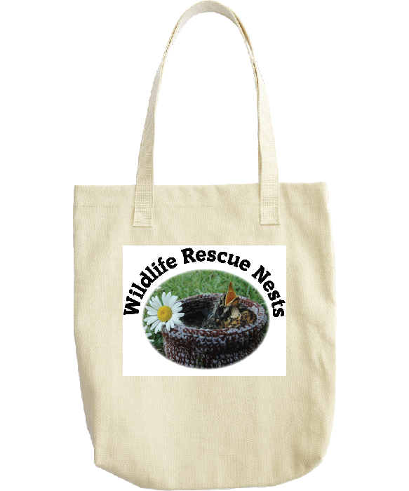 Wildlife Rescue Nests - Tote Bag #4