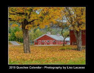 Vt 2019 Calendar 2019 Quechee, Vermont Wall Calendar   Create Photo Calendars